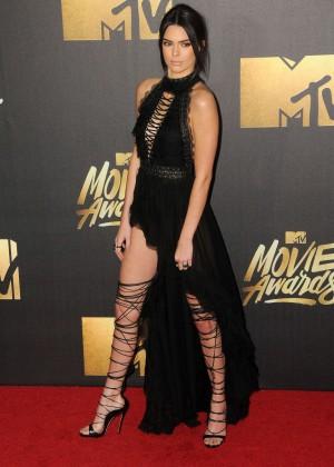 Kendall Jenner - 2016 MTV Movie Awards in Burbank