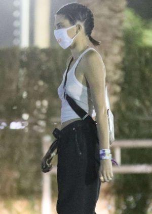 Kendall Jenner - 2018 Coachella Weekend 2 in Indio