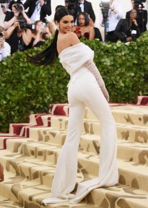 Kendall Jenner - 2018 MET Gala in NYC