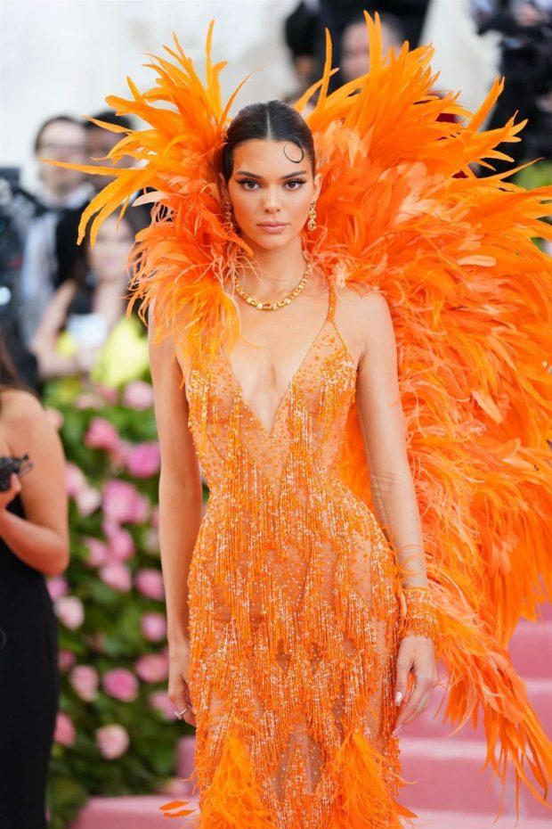 Kendall Jenner - 2019 Met Gala in NYC