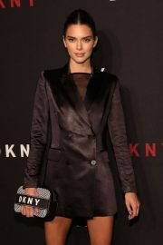 Kendall Jenner - 30th anniversary of DKNY Party in NYC