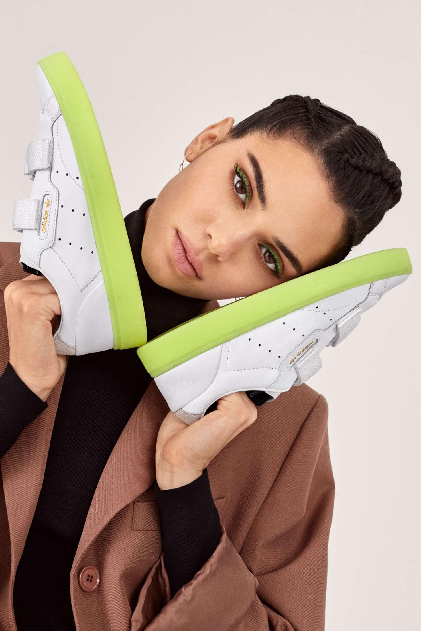 Kendall Jenner 2019 : Kendall Jenner: Adidas New Sleek Lookbook 2019 Collection -01