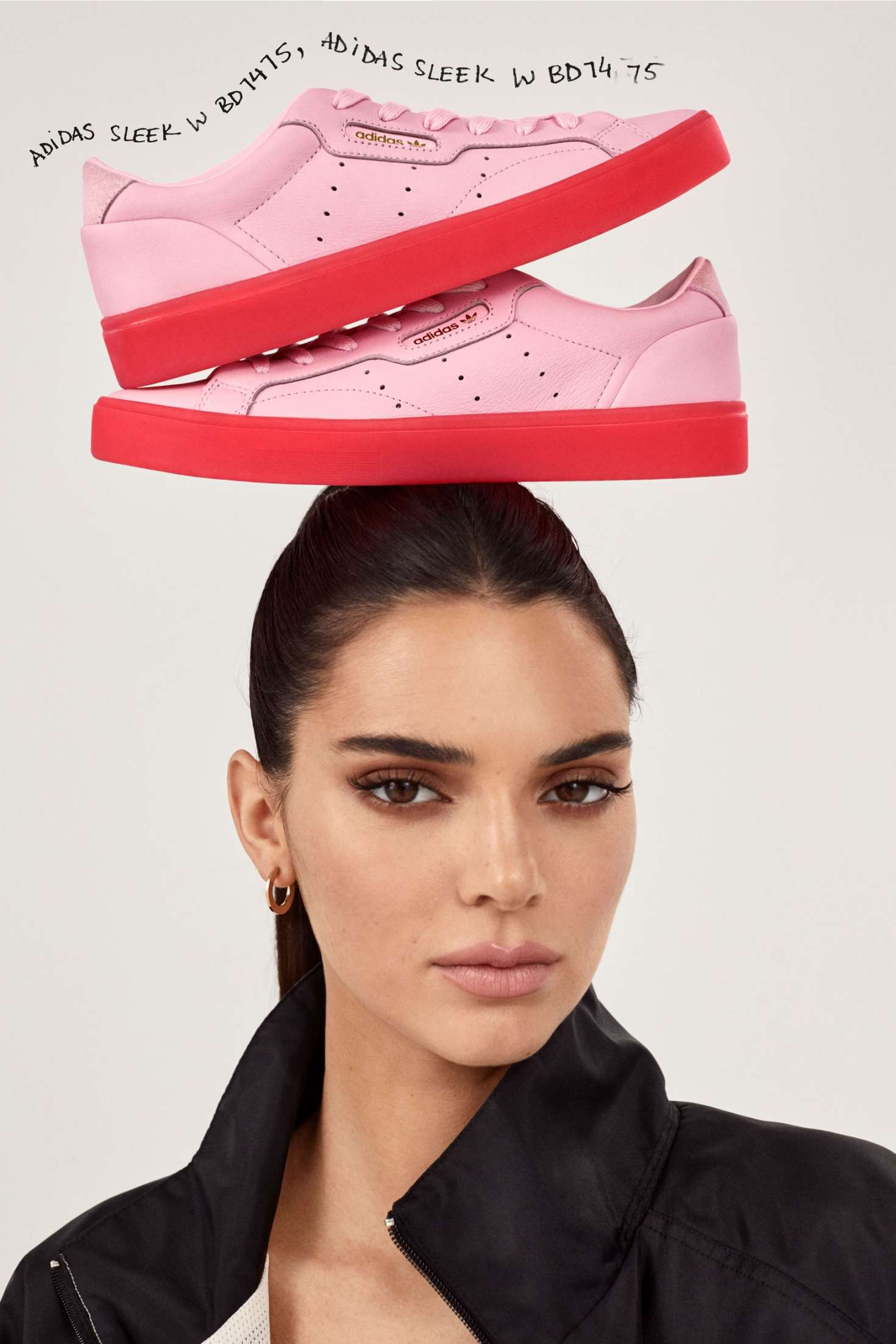 Kendall Jenner 2019 : Kendall Jenner: Adidas New Sleek Lookbook 2019 Collection -02