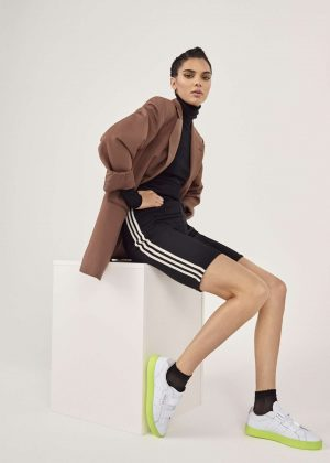 Kendall Jenner - Adidas' New Sleek Lookbook 2019 Collection