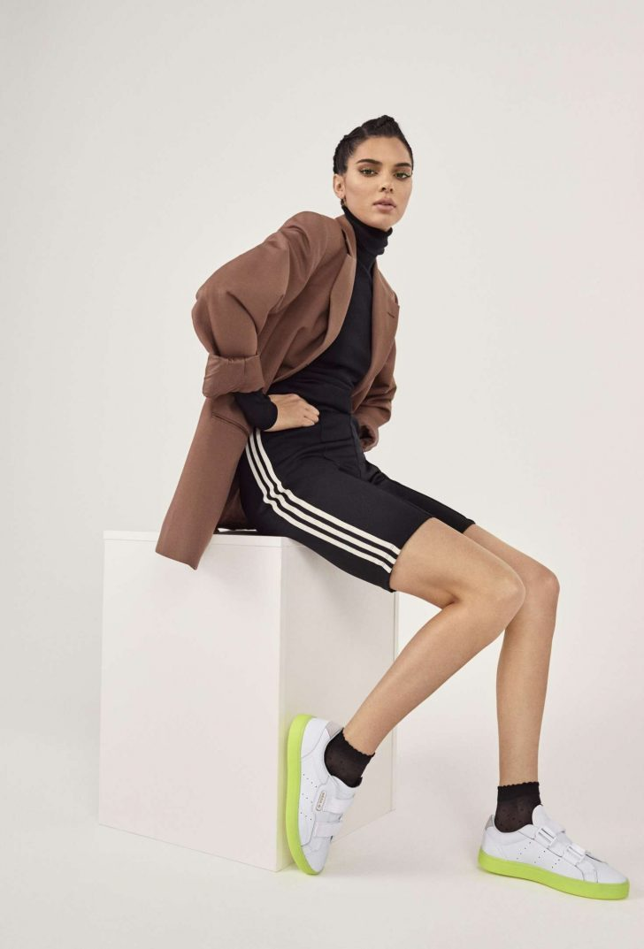 Kendall Jenner 2019 : Kendall Jenner: Adidas New Sleek Lookbook 2019 Collection -09