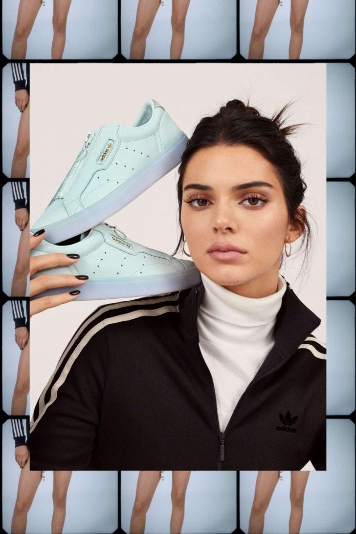 Kendall Jenner 2019 : Kendall Jenner: Adidas New Sleek Lookbook 2019 Collection -10