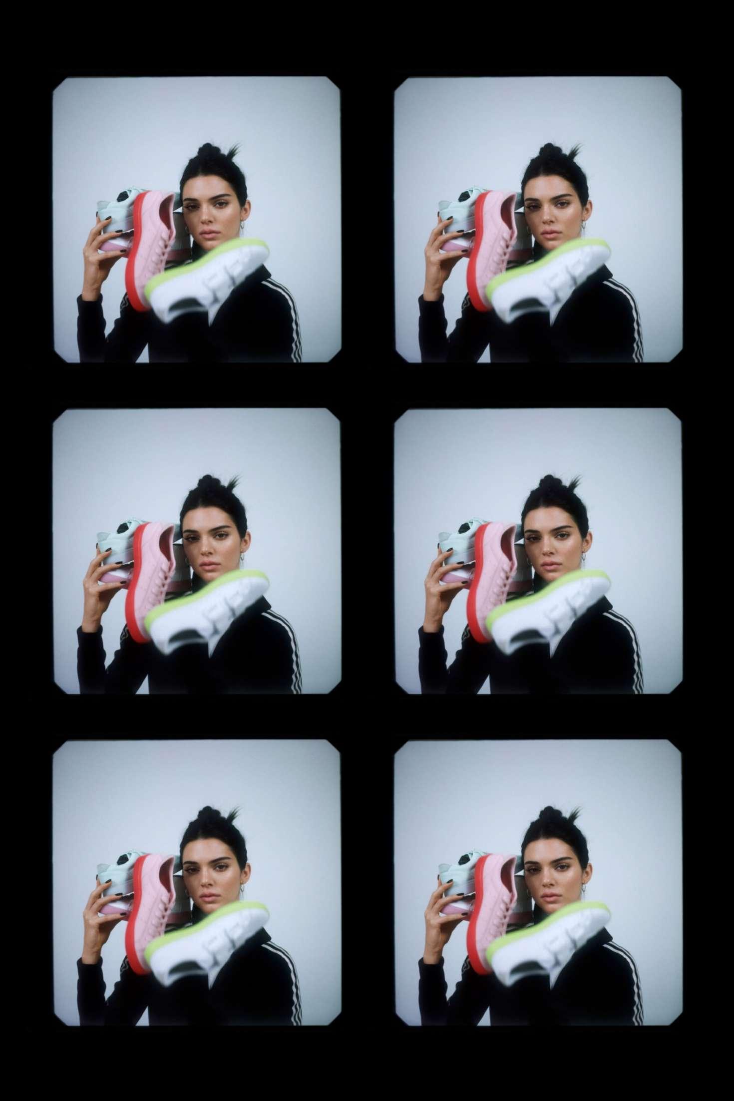 Kendall Jenner 2019 : Kendall Jenner: Adidas New Sleek Lookbook 2019 Collection -12