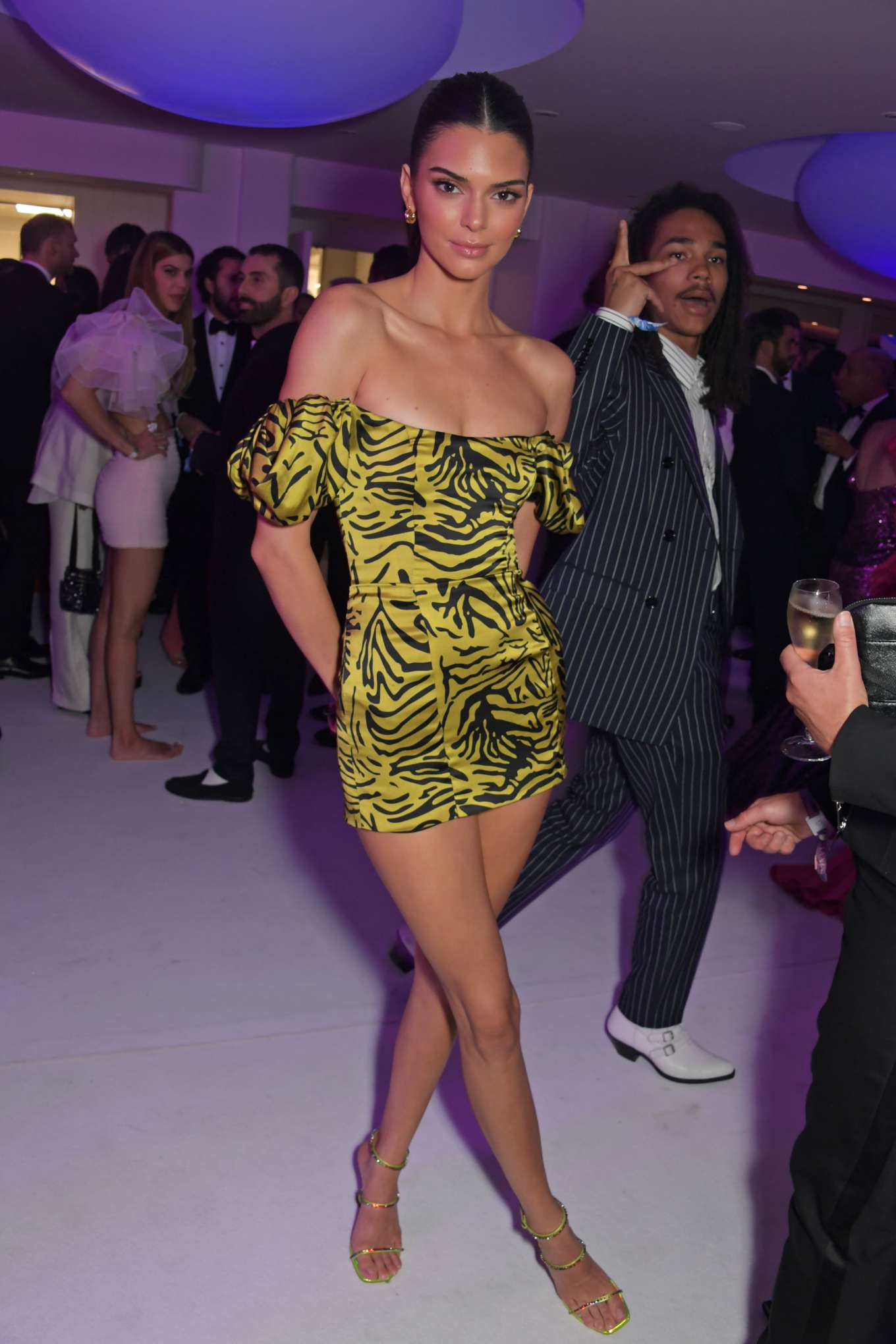 Kendall Jenner 2019 : Kendall Jenner: amfAR Cannes Gala 2019 After Party-04