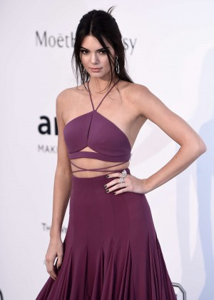 Kendall Jenner - amfAR 2015 Cinema Against AIDS Gala in Cannes