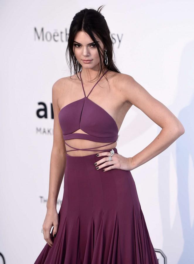 Kendall Jenner – amfAR's 22nd Cinema Against AIDS Gala in Cap d'Antibes