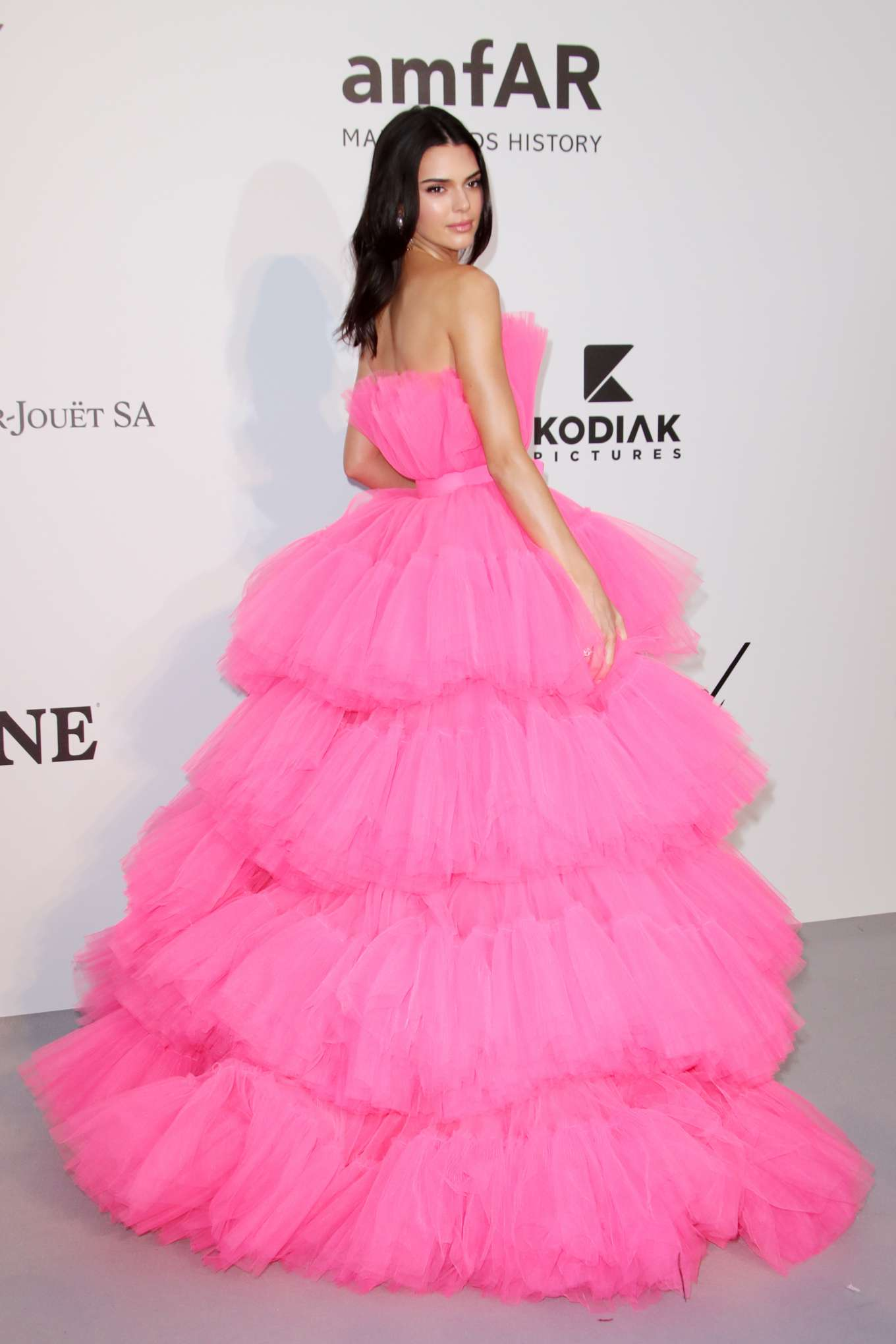 Kendall Jenner 2019 : Kendall Jenner: amfARs 2019 Cinema Against AIDS Gala-21
