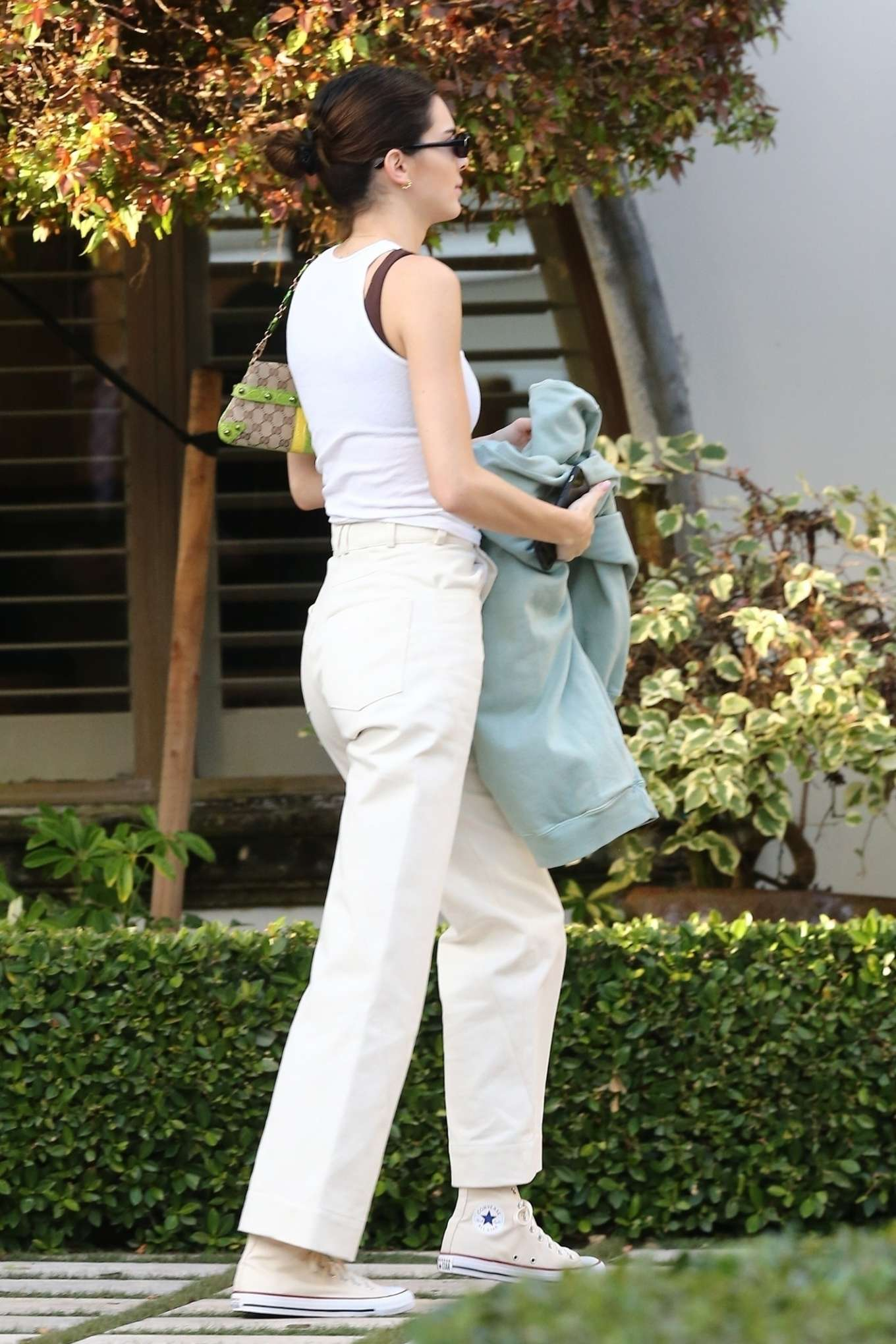 Kendall Jenner 2020 : Kendall Jenner and boyfriend Ben Simmons – Out in Miami-10
