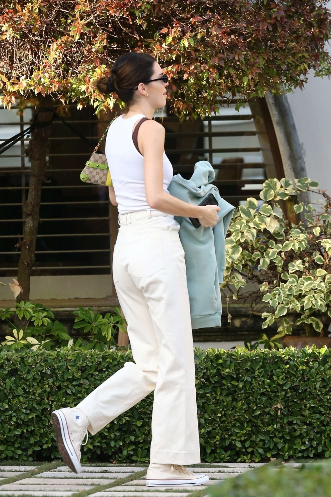 Kendall Jenner 2020 : Kendall Jenner and boyfriend Ben Simmons – Out in Miami-12