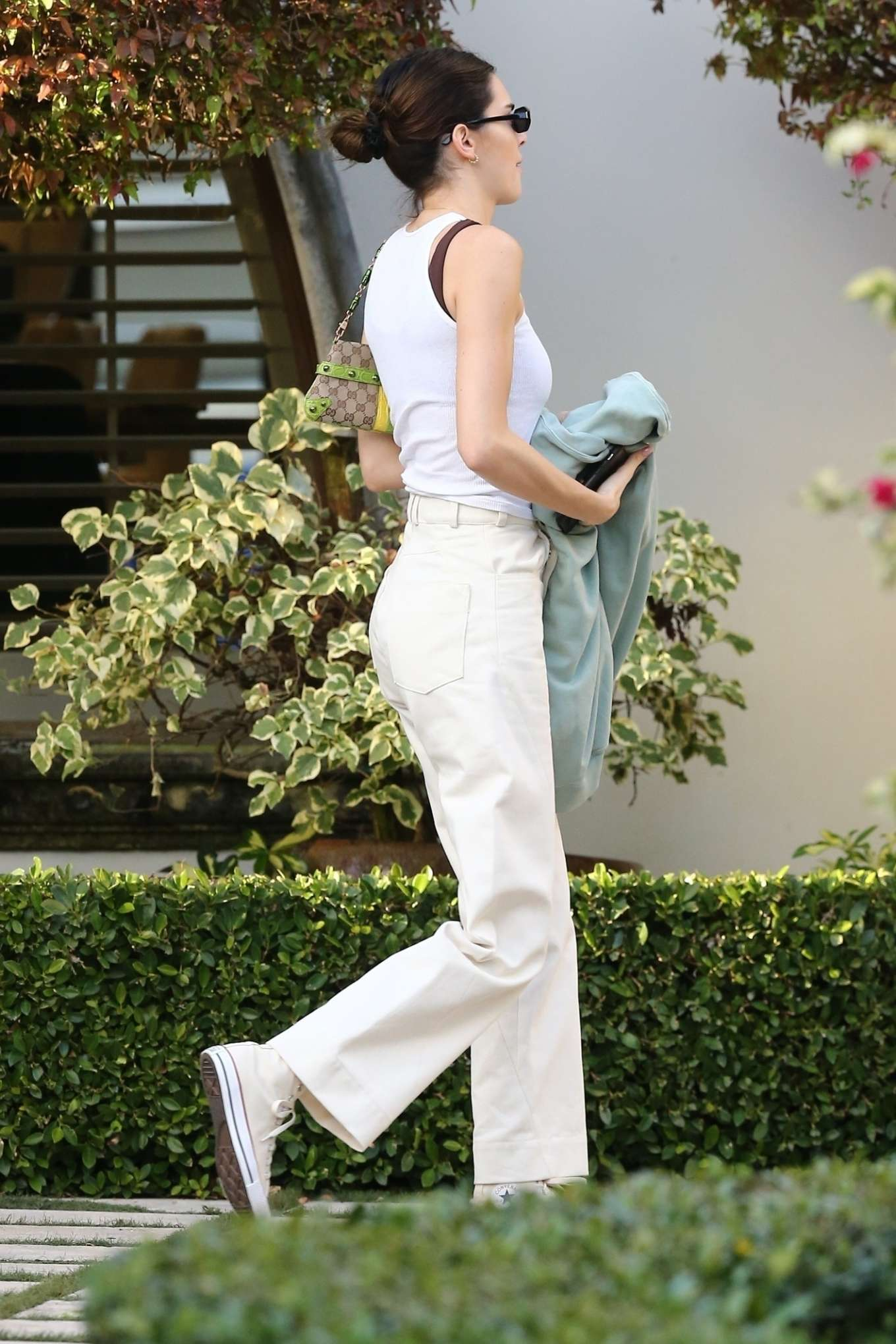 Kendall Jenner 2020 : Kendall Jenner and boyfriend Ben Simmons – Out in Miami-16