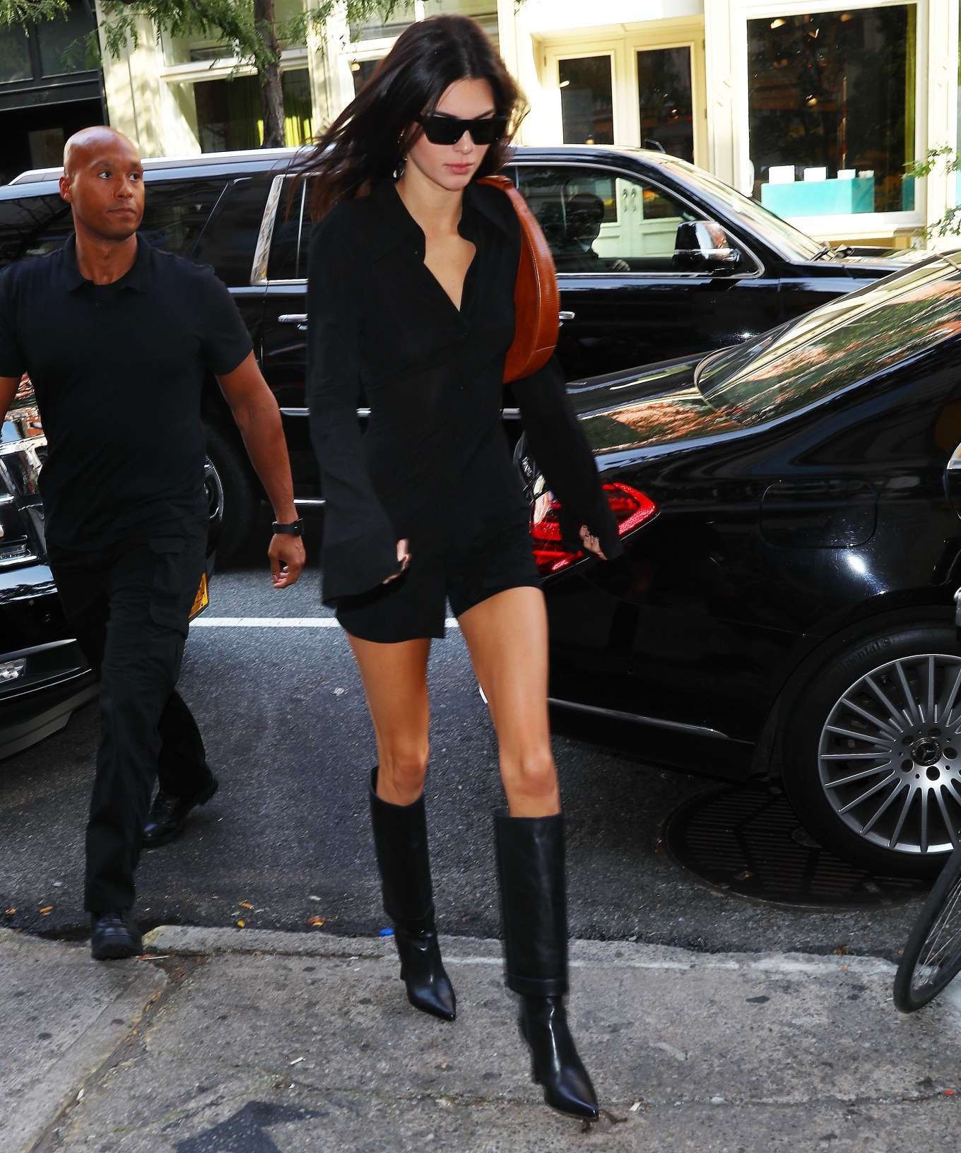 Kendall Jenner 2019 : Kendall Jenner – Arriving at Cipriani in NYC-10
