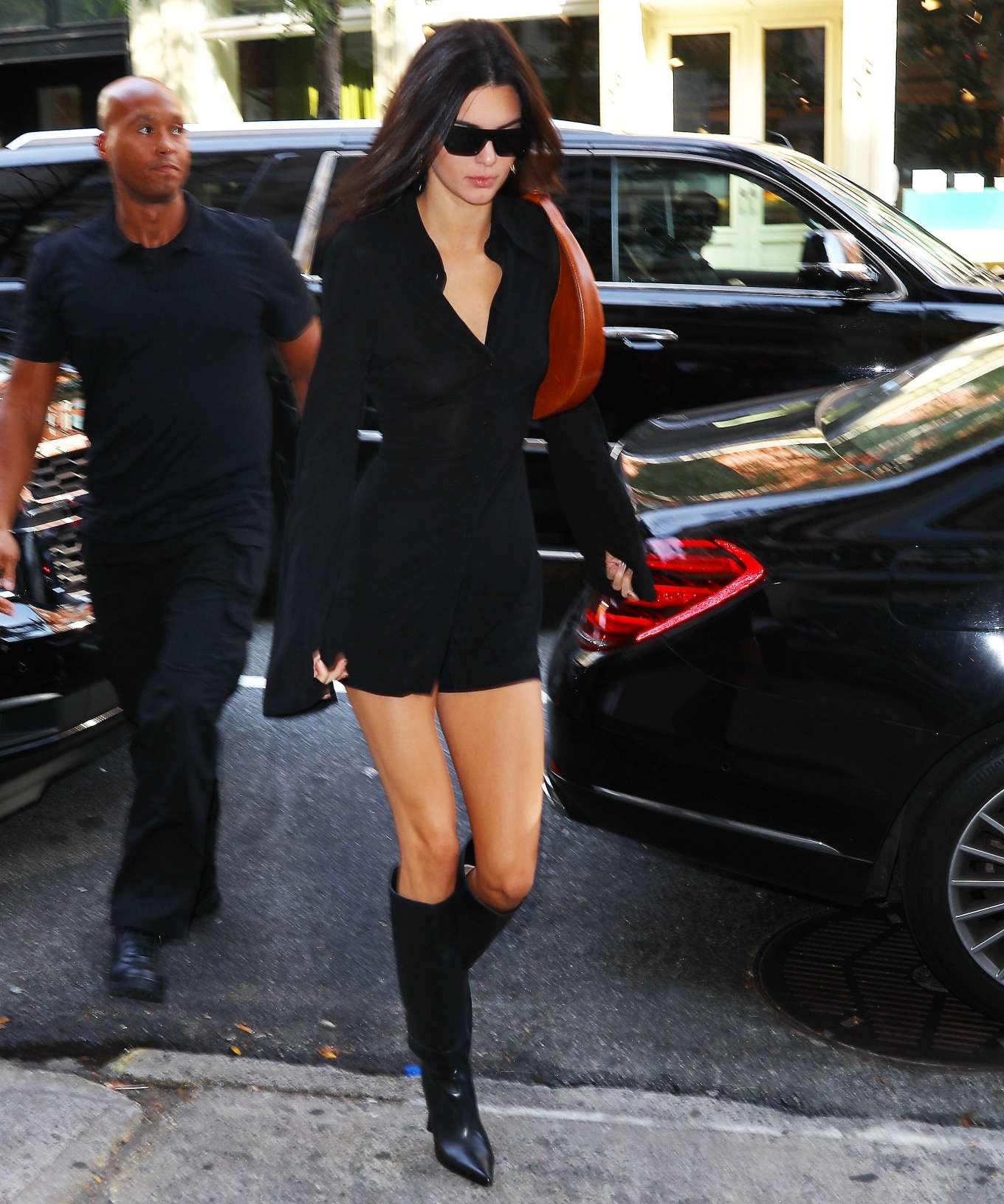Kendall Jenner 2019 : Kendall Jenner – Arriving at Cipriani in NYC-11