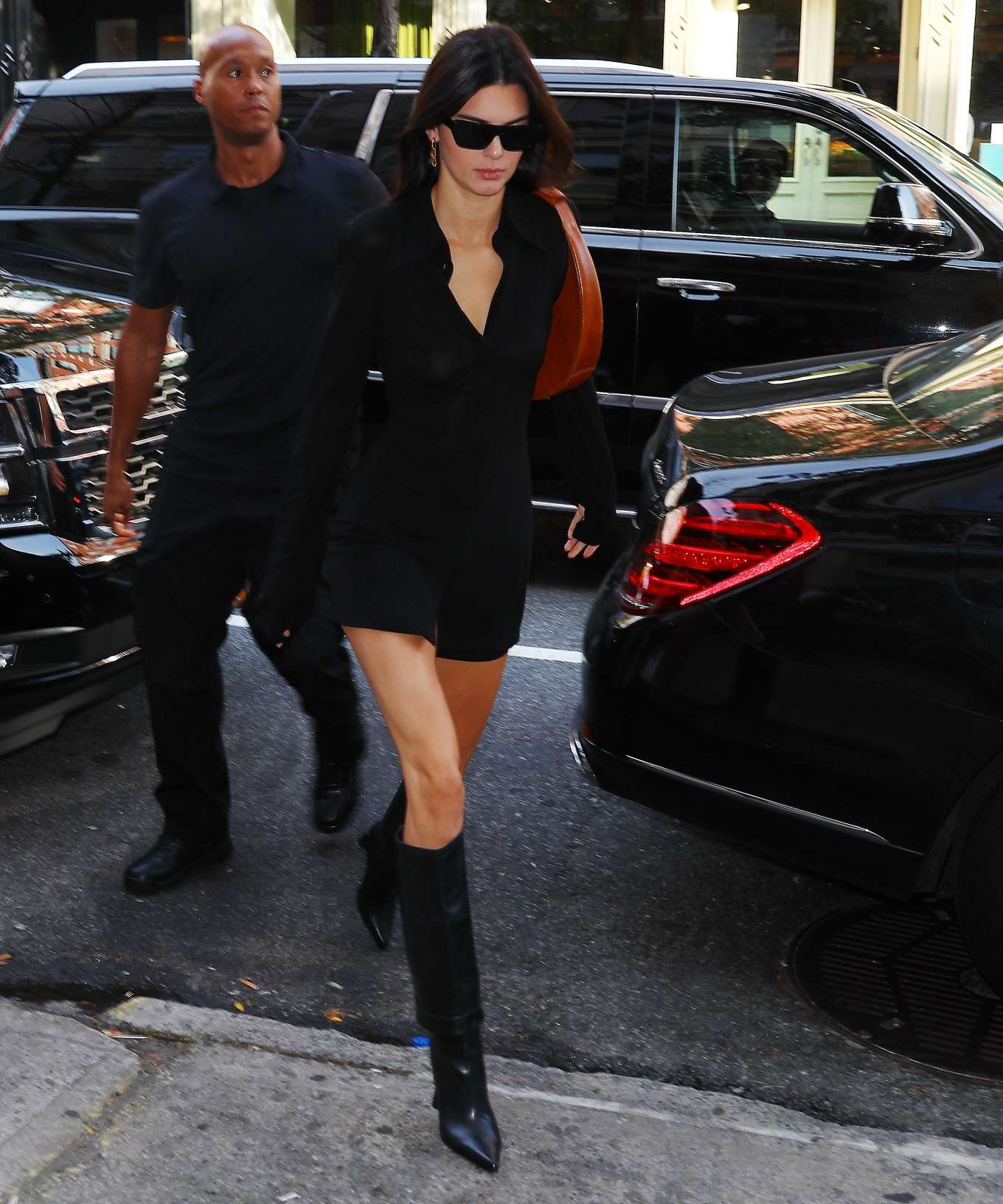 Kendall Jenner 2019 : Kendall Jenner – Arriving at Cipriani in NYC-13