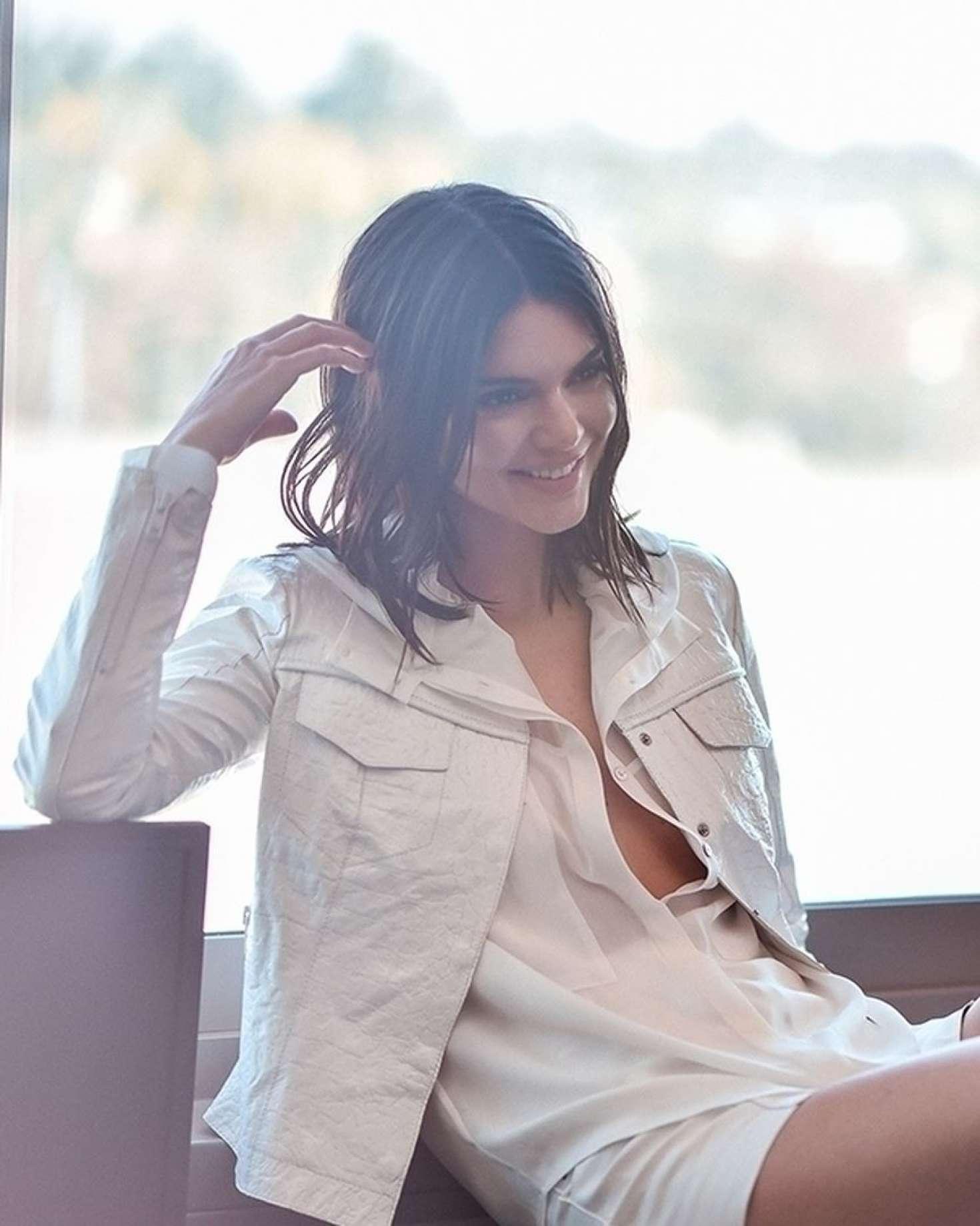 Kendall Jenner 2017 : Kendall Jenner: BO BO Summer Campaign 2017 -05