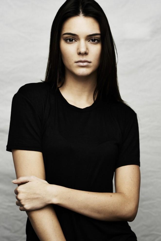 Kendall Jenner - Bon Duke For New York Times Photoshoot (March 2015)