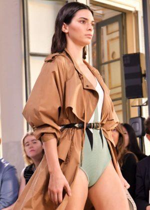 Kendall Jenner - Bottega Veneta show at 2017 Milan Fashion Week