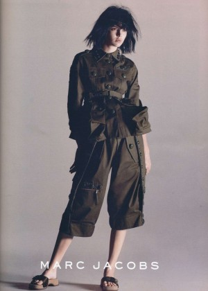 Kendall Jenner by Marc Jacobs Adverts 2015