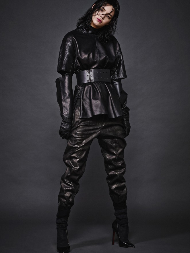 Kendall Jenner: Rodrigo Cid Photoshoot 2014 -05 | GotCeleb