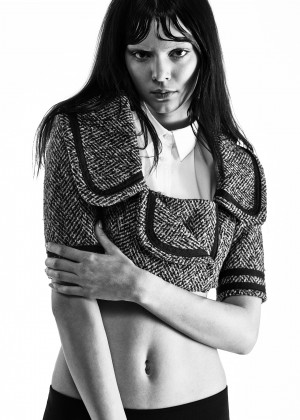 Kendall Jenner by Rodrigo Cid Photoshoot 2014