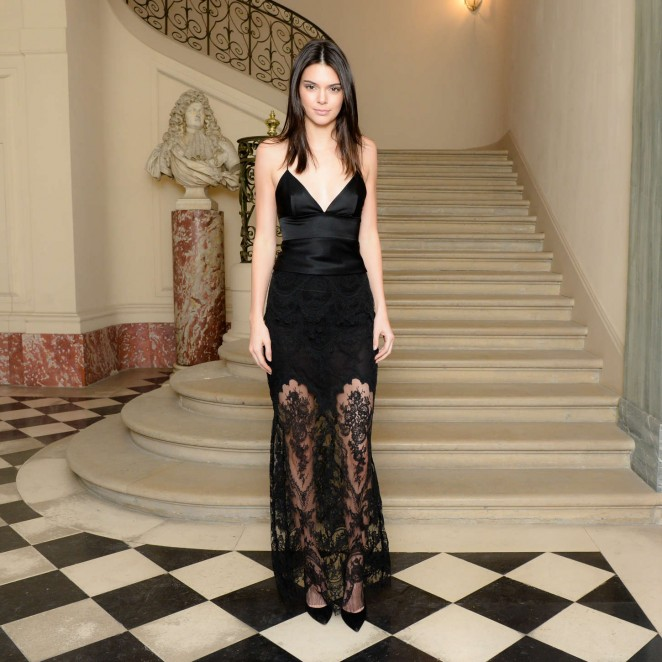 Kendall Jenner: CFDA Vogue Fashion Fund Americans Cocktail Party -03