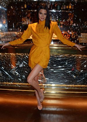 Kendall Jenner - Chaos SixtyNine Issue 2 Launch Party in London