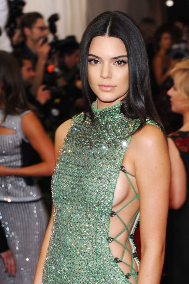 Kendall Jenner – 'China: Through The Looking Glass' Costume Institute Benefit Gala in NYC