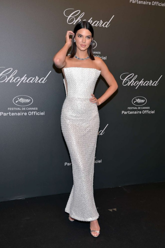Kendall Jenner: Chopard Dinner at 70th Cannes Film Festival -01