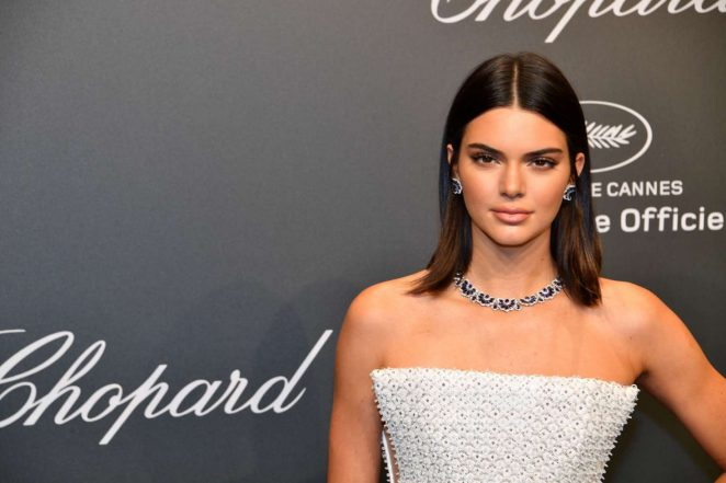 Kendall Jenner: Chopard Dinner at 70th Cannes Film Festival -05