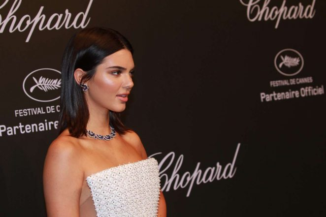 Kendall Jenner: Chopard Dinner at 70th Cannes Film Festival -11