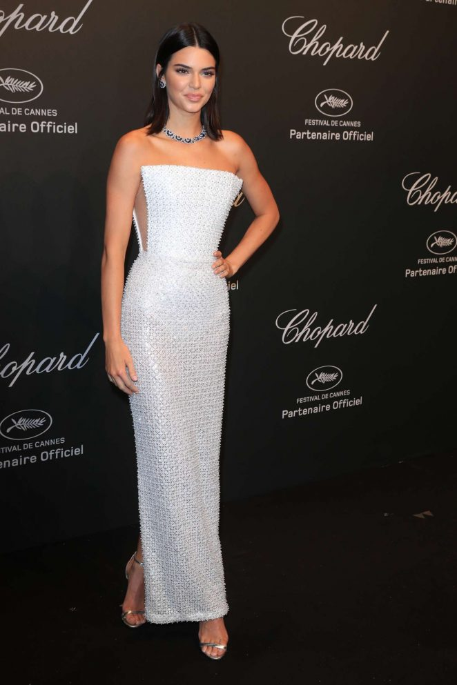 Kendall Jenner: Chopard Dinner at 70th Cannes Film Festival -15