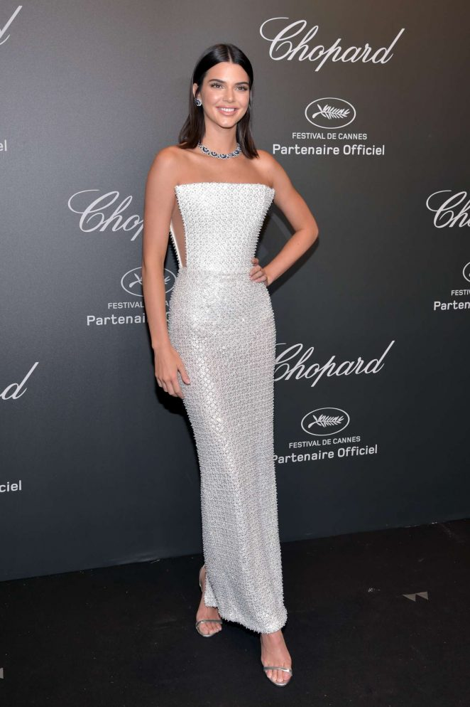 Kendall Jenner: Chopard Dinner at 70th Cannes Film Festival -19