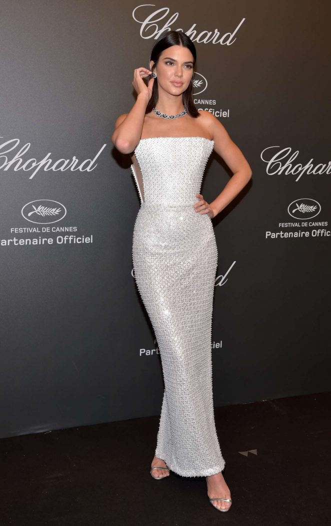 Kendall Jenner: Chopard Dinner at 70th Cannes Film Festival -22