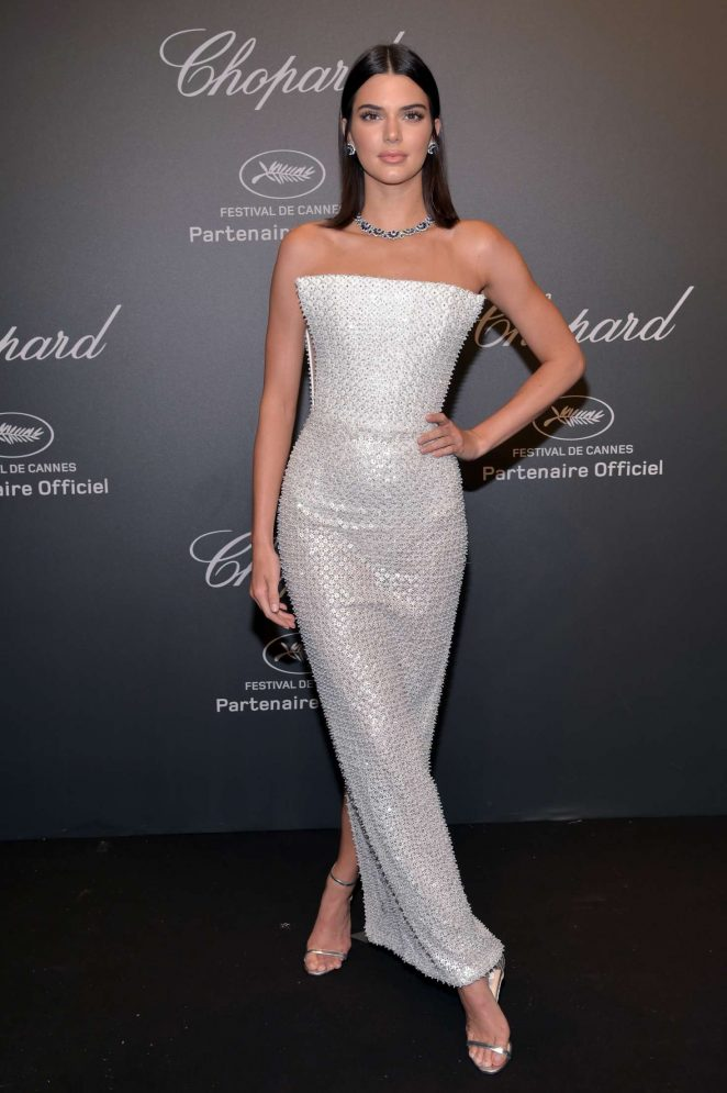 Kendall Jenner: Chopard Dinner at 70th Cannes Film Festival -26