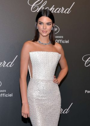 Kendall Jenner - Chopard Dinner at 70th Cannes Film Festival in France