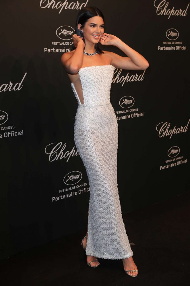 Kendall Jenner: Chopard Dinner at 70th Cannes Film Festival -31