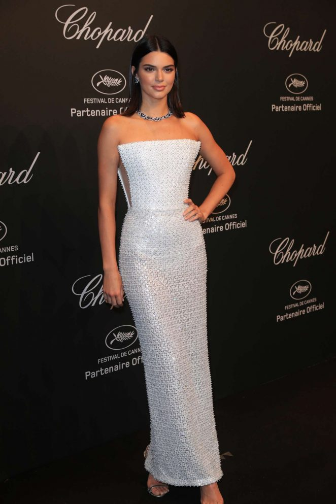 Kendall Jenner: Chopard Dinner at 70th Cannes Film Festival -33
