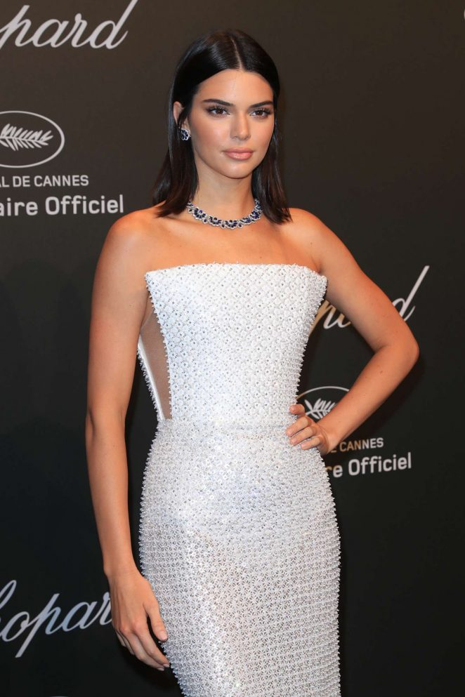 Kendall Jenner: Chopard Dinner at 70th Cannes Film Festival -36