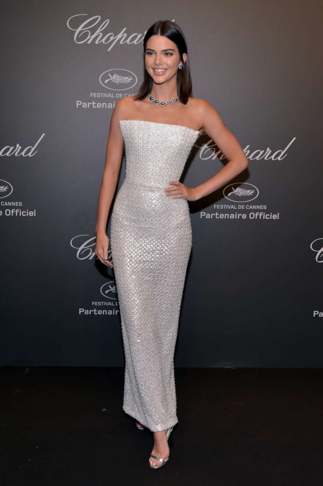 Kendall Jenner: Chopard Dinner at 70th Cannes Film Festival -39