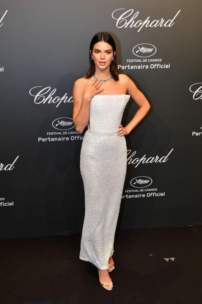 Kendall Jenner: Chopard Dinner at 70th Cannes Film Festival -44