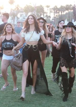 Kendall Jenner: Coachella Music Festival Day 2 -12