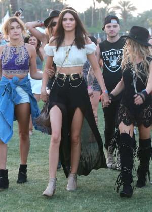 Kendall Jenner: Coachella Music Festival Day 2 -13