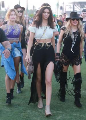 Kendall Jenner: Coachella Music Festival Day 2 -17