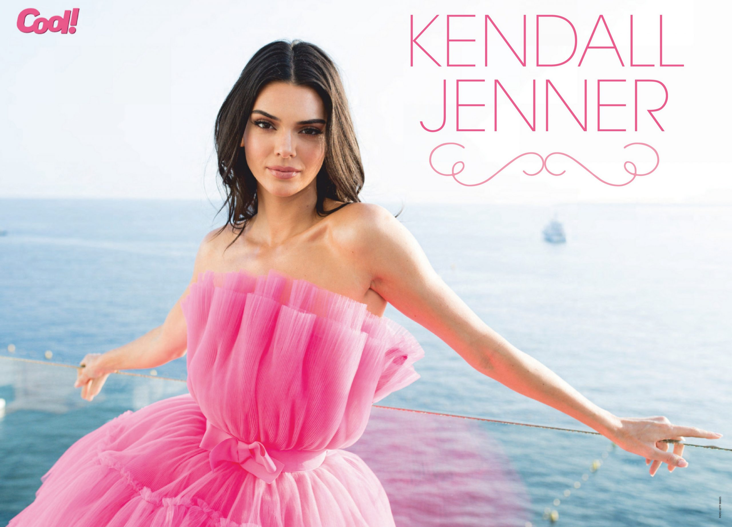 Kendall Jenner - Cool Magazine (Canada - May 2020 issue)