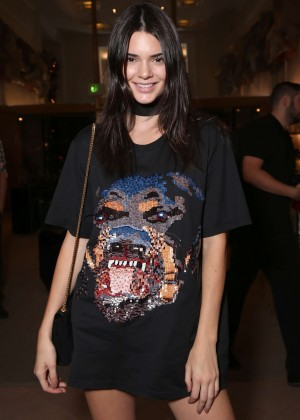 Kendall Jenner - Del Toro Chandler Parsons event in Beverly Hills