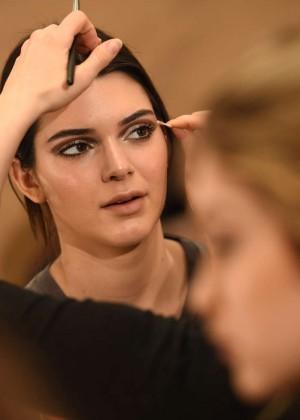 Kendall jenner diane von furstenberg 2016 show in new york for Diane von furstenberg new york