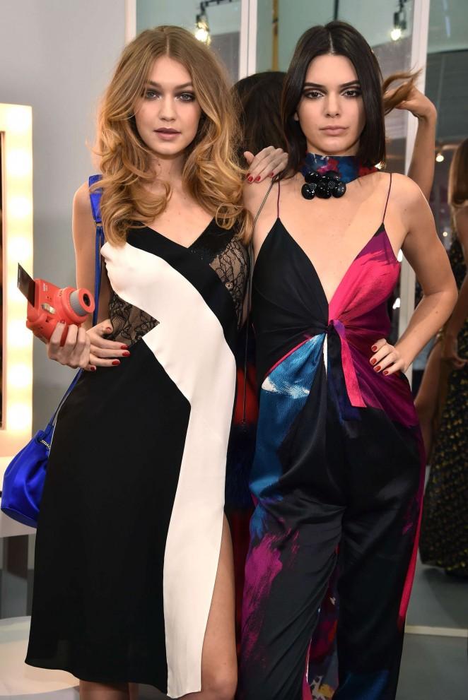 Kendall Jenner - Diane Von Furstenberg 2016 Show in New York